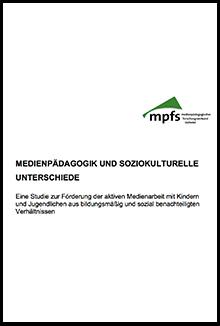 Titelseite der Studie (Niesyto 2000)