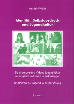 Titelseite der veröffentlichten Dissertation von Margrit Witzke (2004)