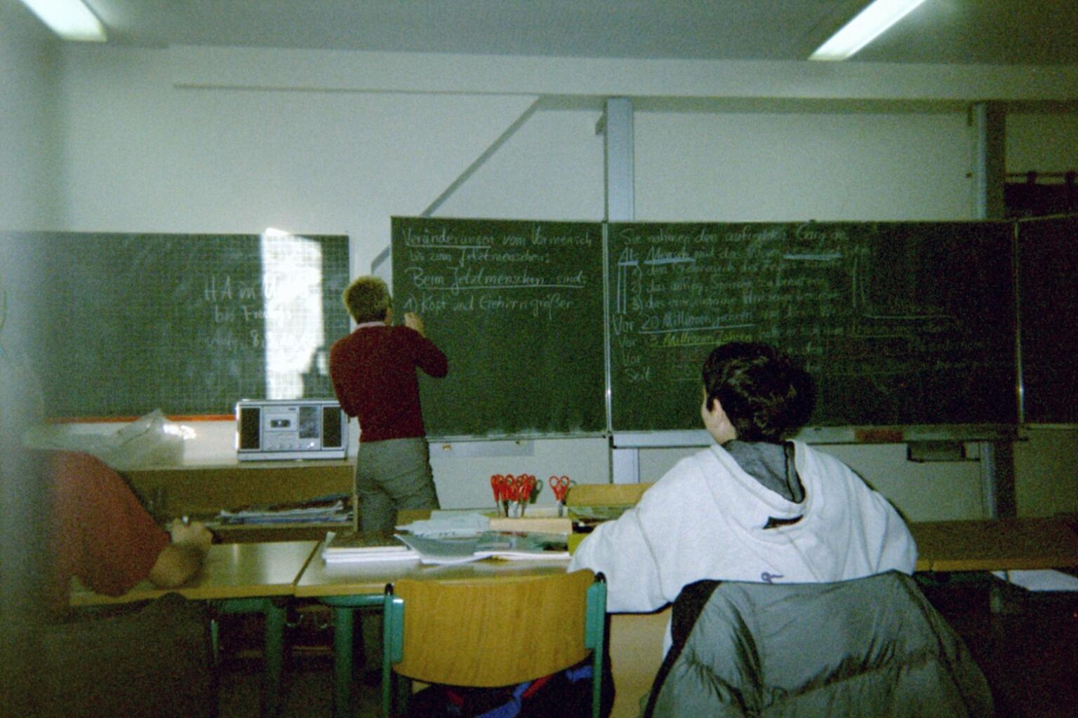 Foto: EU-Projekt CHICAM (2001-2004)