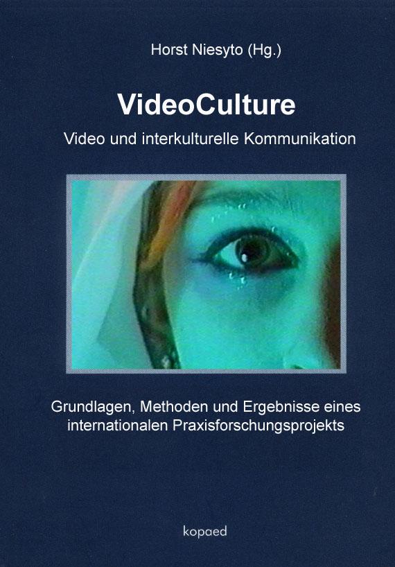 Buchcover Projekt VideoCulture - interkulturelle Kommunikation mit Video